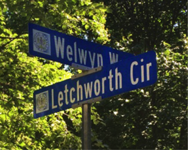 Street Names Have Global Influence