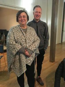Alex Manolatos and Magnus Turesson